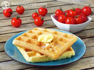 All purpose waffles