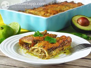 Best keto enchiladas