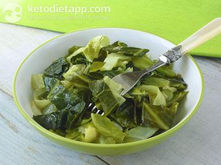 Easy braised cabbage