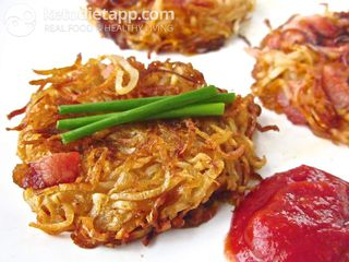 No-potato hash browns