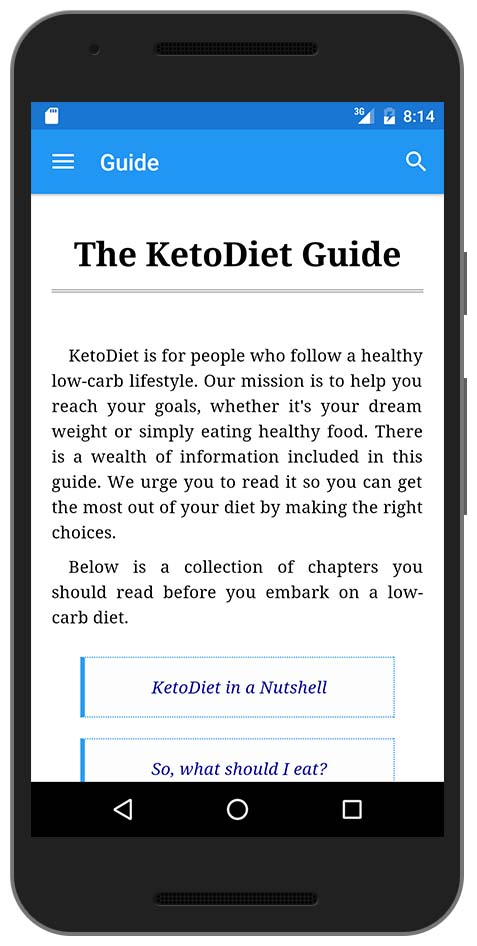 KetoDiet Guide