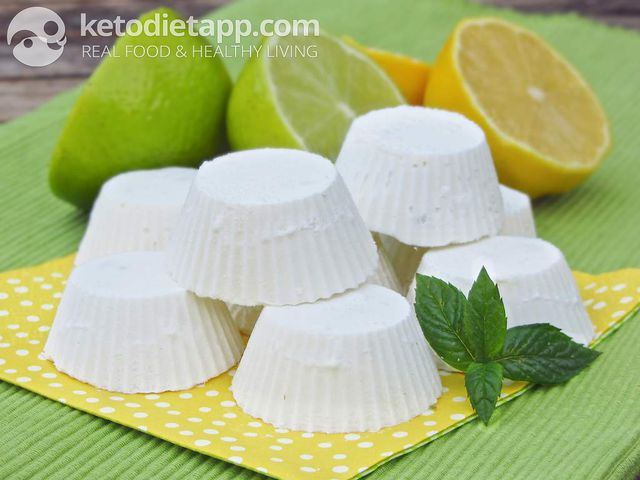 Citrus meltaways